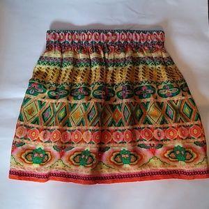 Skirt sorbet